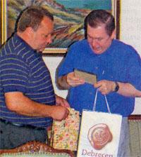 Varga Ferenc és Kusai Sándor
